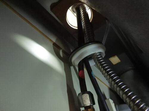 キッチン混合栓 KVK FM773GK3