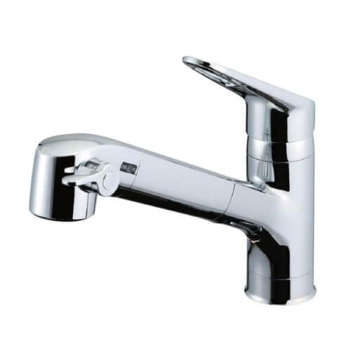 LIXIL INAX 浄水器内蔵シングルレバー混合水栓 RJF-771Y